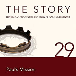 The Story, NIV: Chapter 29 - Paul's Mission (Dramatized)