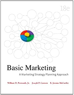 Basic Marketing 19th edition - Chegg.com