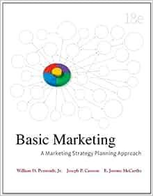 Basic marketing perreault 18th edition
