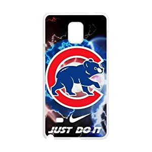 Nike Just Do It Coolest Chicago Cubs Case for SamSung Galaxy Note4 (Laser Technology)