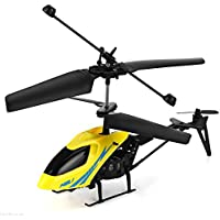 Shallen 901 Radio Remote Control Aircraft 2.5CH Mini Helicopter Kids Toy Billiant Lights