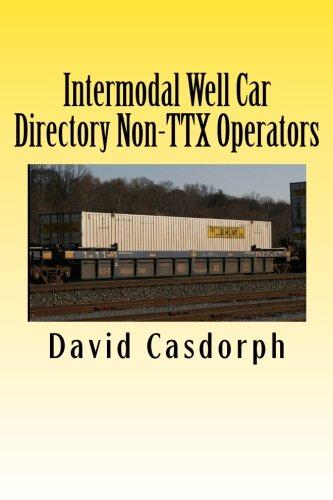 Intermodal Well Car Directory Non-TTX Operators