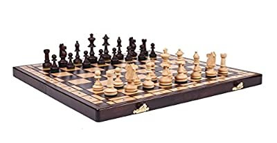 Woodland Marquise Tournament Chess Set