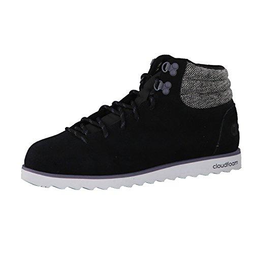 adidas Cloudfoam Rugged, Zapatillas de Deporte para Hombre Negro (Negbas / Negbas / Onix)