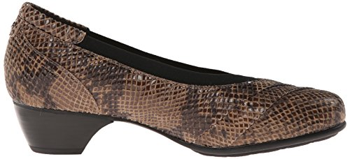 Patsy Snake Women's Pump Aravon Dress Taupe AR 4xAx5q