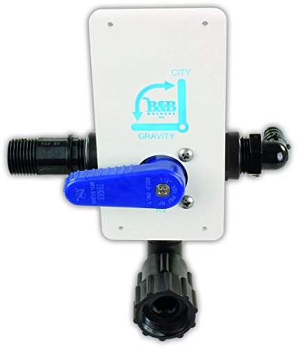 Valve Wat (JR Products DVF-1-A Fresh Water Fill Diverter Valve)