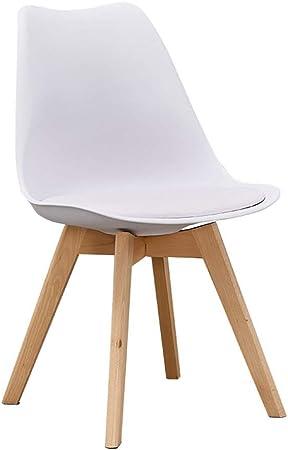 Sedie Da Ufficio Plastica.Yzjk Sedia Da Pranzo In Plastica Sedie Da Cucina Imbottite Seduta