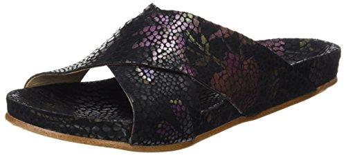 Black Black Lairen Sandali Floral Piattaforma Fantasy Con floral Donna Nero Neosens S950 qZtnwaPFFO