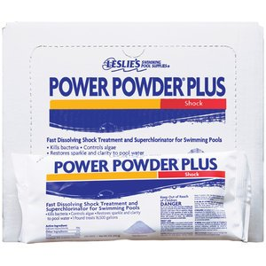 Leslie's Power Powder Pool Shock