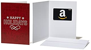 Amazon.com $25 Gift Card in a Greeting Card (Holiday Icons Card Design) (B01MCT0OOX) | Amazon price tracker / tracking, Amazon price history charts, Amazon price watches, Amazon price drop alerts