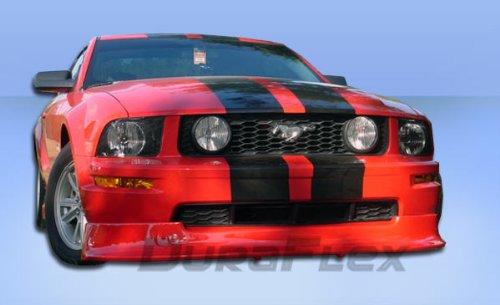 2005-2009 Ford Mustang V6 Duraflex Racer Front Lip Spoiler - 1 Piece