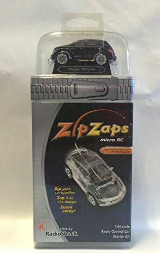 Chrysler Zip Zaps micro RC Radio Control Car PT Cruiser