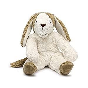 Senger Stuffed Animals - Dog - Handmade 100% Organic Toy (White/Beige - 12 Inches Tall) by Senger Tierpuppen - 41udcXuiVhL - Senger Stuffed Animals – Dog – Handmade 100% Organic Toy (White/Beige – 12 Inches Tall) by Senger Tierpuppen