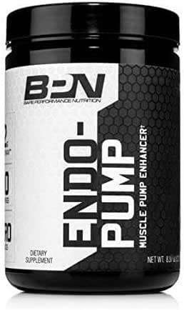 Protein & Meal Replacement: BPN Endo Pump