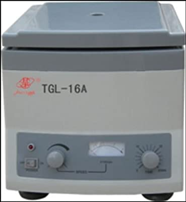 New TGL-16A Microcomputer Electric Lab Centrifuge Equipment 16000rpm