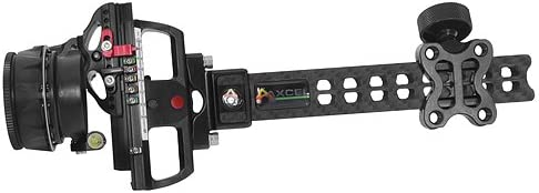 Axcel Archery Sights Axcel AccuTouch Carbon Pro Bow Sight with X-31