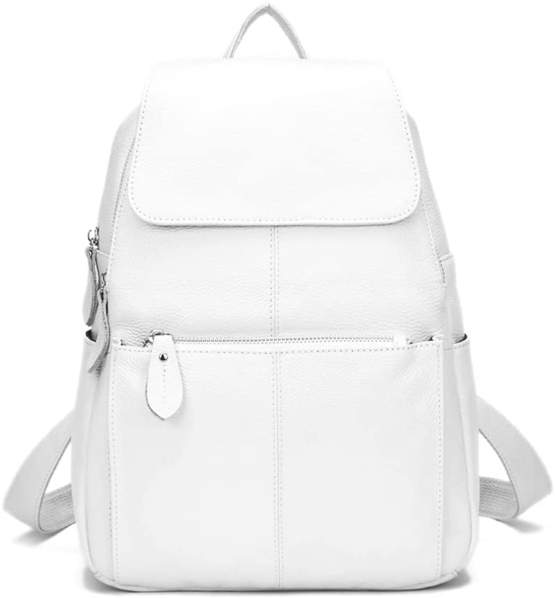 15 Colors Real Special Campaign Soft Leather Women Backpack Ladies Fashion Travel Max 89% OFF