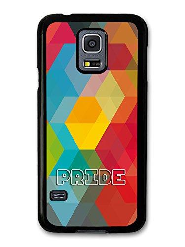 Multicoloured Pride Quote Design New Modern Style coque pour Samsung Galaxy S5 mini