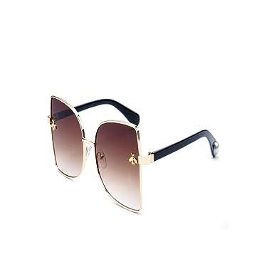 binglinshang 2019 Nuevas Gafas de Sol de Moda Personalidad ...