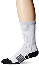 Under Armour Mens Unrivaled Crew Sock Single Pair