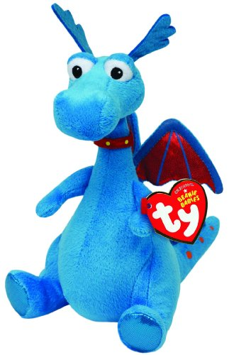 Stuffy Blue Dragon Costume (Ty Disney Doc McStuffins Stuffy - Dragon)