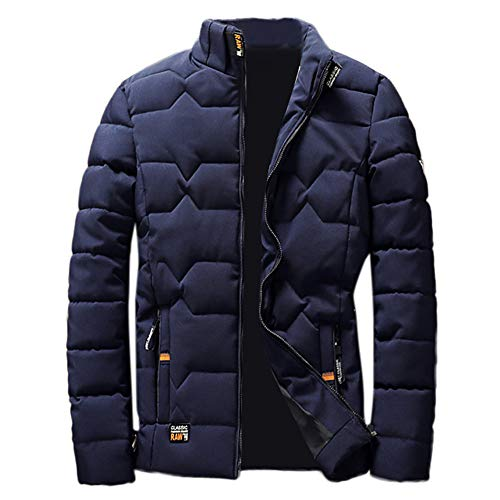 FIRERO Mens Winter Zipper Thickening Jacket Men's Pockets for sale  Delivered anywhere in USA