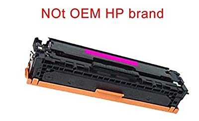 Photosharp magenta compatible laserjet Pro MFP M477 series replacement ink toner cartridge for HP 410X (CF413X) laser-jet M477fdn all-in-one color Printer,Copier, Scanner, Fax machine