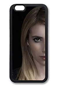 TPU Black Color Case For iPhone 6 Soft And Nice Design iPhone Case Latest style Case Suit iPhone 6 4.7 Inch Ultra-thin Case Easy To Operate American Horror Story 13