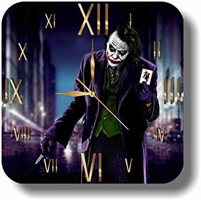 Art time design studio BATMAN - Reloj de pared JOKER silencioso ...