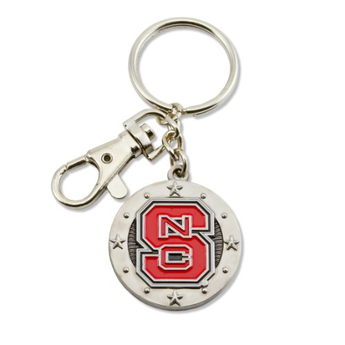 NCAA North Carolina State Wolfpack Impact Keychain ()
