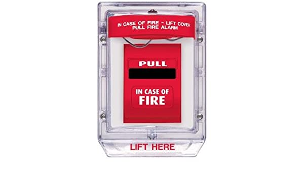 Alarma Contra Incendios tapón II con cuerno Flush mount-2pack: Amazon.es: Bricolaje y herramientas