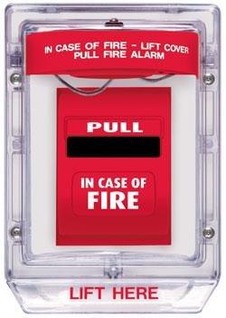Alarma Contra Incendios tapón II con cuerno Flush mount ...