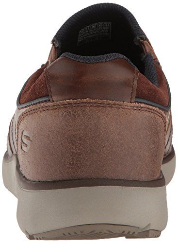 clearance enjoy Skechers Men's Montego Alvero Slip-on Loafer Red/Brown discount eastbay sale browse latest cheap online sneakernews cheap online yI3si3