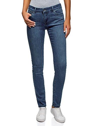 Vita 7500w Oodji Donna A Blu Skinny Bassa Jeans Ultra nqg8BqH1S