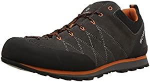 SCARPA Men's Crux Approach Shoe, Shark/Tonic, 44