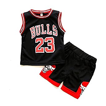 N&G SPORTS Michael Jordan, Camiseta de Baloncesto Infantil, toros ...