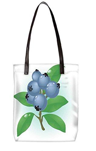 Snoogg Strandtasche, mehrfarbig (mehrfarbig) - LTR-BL-4016-ToteBag