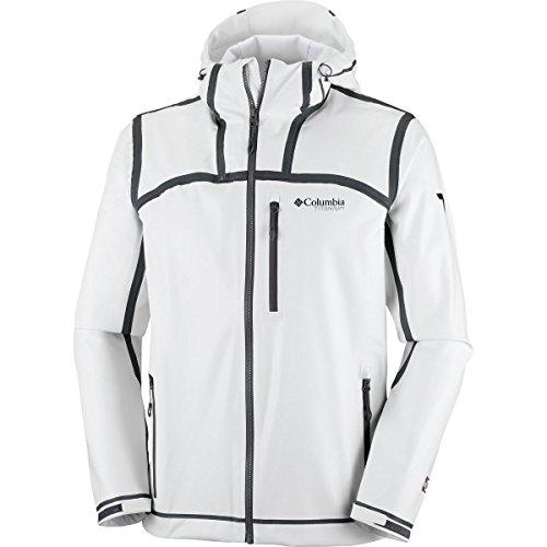 nbsp;giacca Columbia Bianco Softshell nbsp;– Columbia nbsp;– qvxtv5