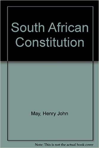 African book south constitution