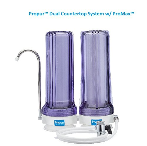 Dual Countertop w/ ProMax Filter Technology by ProPur