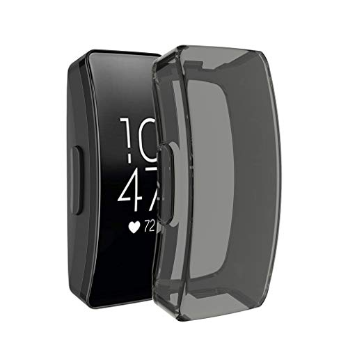 Sodoop for Samsung Galaxy fit-e SM-R375 Case Cover, Soft Ultra-Slim Clear TPU Protect Case Cover for Galaxy fit-e SM-R375 Smart Watch