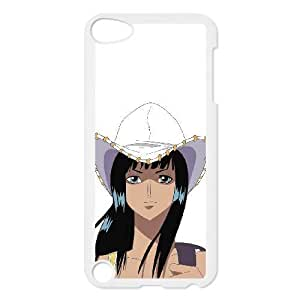 Stylish One Piece Design iPod Touch 5 Cell Phone Case Funda blanco 130