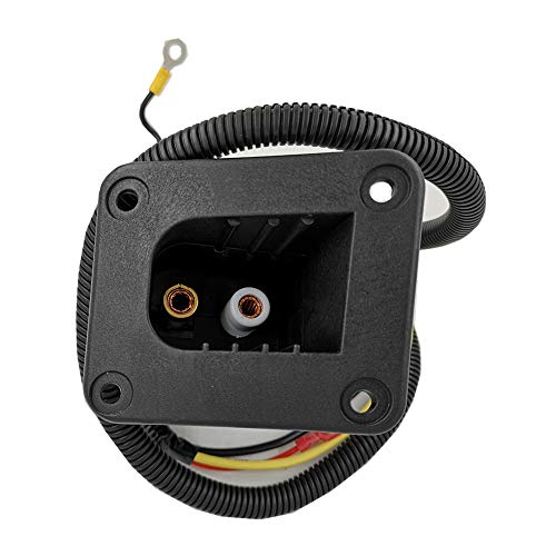 BeAcc EXGO TXT Golf Cart 36 Volt Powerwise DCS PDS 73149G01 with Receptacle & Harness,Cable
