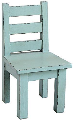 Casual Elements Child Chair (Set of 2) Island Blue [並行輸入品] B0785QZX81