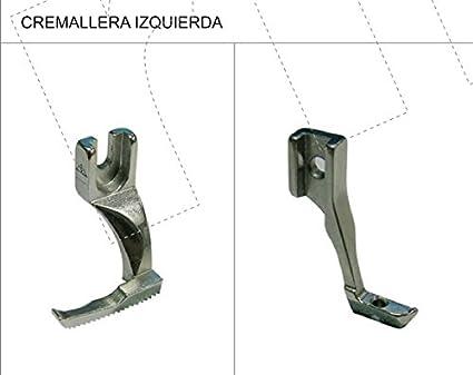 mimaquina.es Kit 1 canillero Cerrado + 2 canillas metalicas para máquinas de coser Alfa