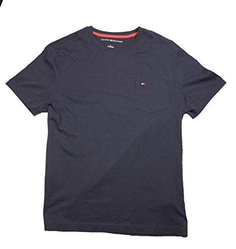Tommy Hilfiger Mens Pocket T shirt