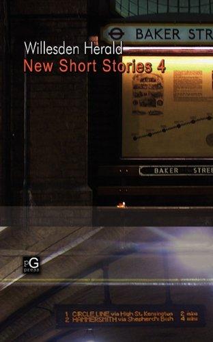 Willesden Herald: New Short Stories 4 Stephen Moran