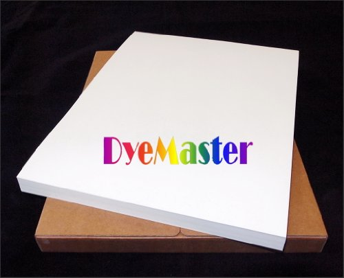 "DyeMaster-R Dye Sublimation Paper for Ricoh Gel/Epson Printer, 11 x 17"" Sheets (110 sheets/pack)"