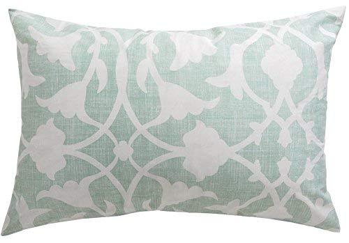Barbara Barry Poetical Celadon Queen Pillow Sham