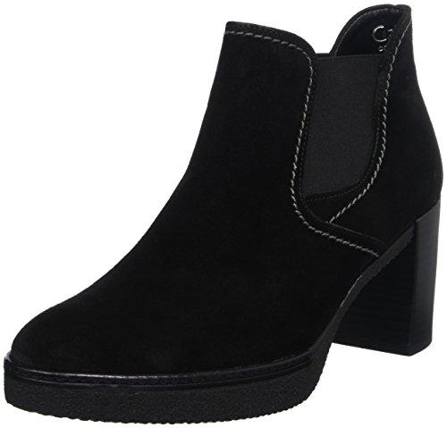 s s Pour Mic Schw s 47 Gabor Bottes Fashion Noires Comfort A Femmes fCxz78n